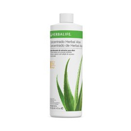 Herbal aloe sabor mango - 471ml