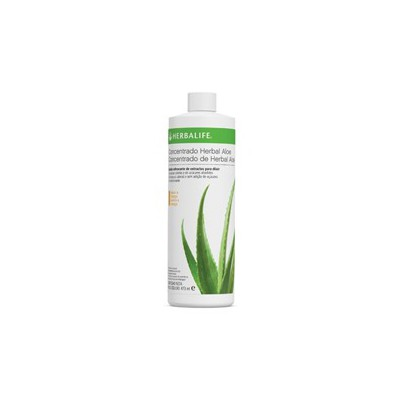 Herbal aloe concentrado sabor original 471ml