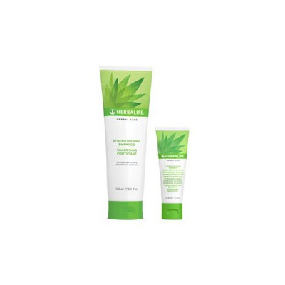 Champú Fortalecedor Herbal Aloe