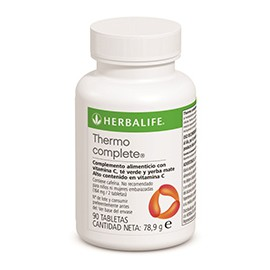 Tabletas Thermo Complete Herbalife